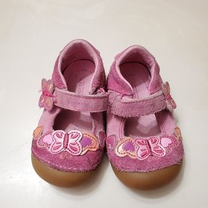 Stride Rite Sanya Mary Jane Shoe baby 4.5M